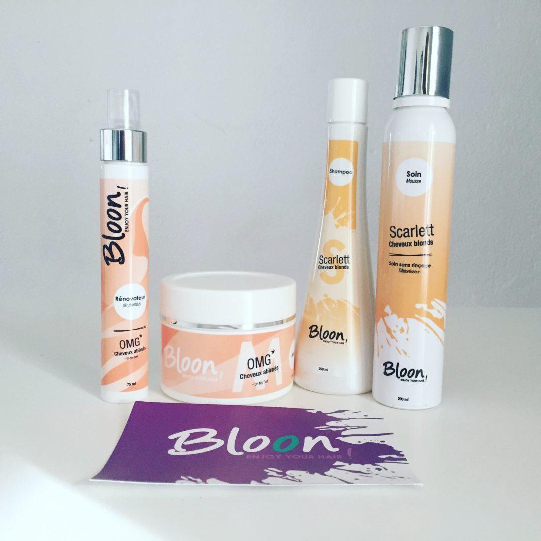 Bloon produits beauté cheveux