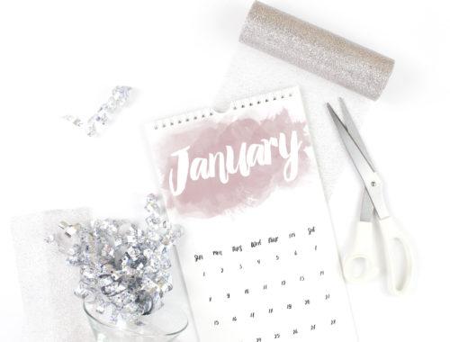 Nouvelle année 2017 résolutions