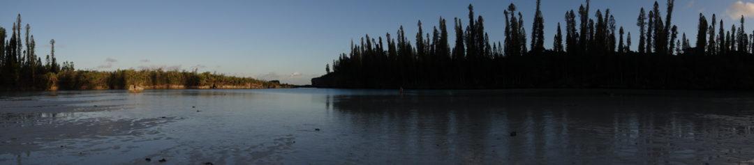 Baie île des pins Nouvelle-Calédonie